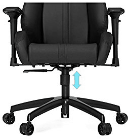 hauteur chaise gamer