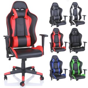 comparatif des 5 meilleures chaises gamer pas cher. Black Bedroom Furniture Sets. Home Design Ideas