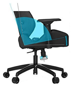 inclinaison siège chaise gamer