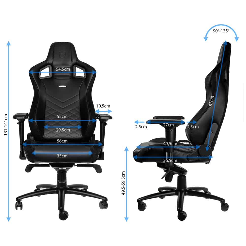 Noblechair EPIC dimension