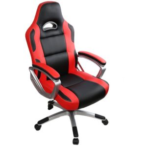 IWMH Racing Chaise De Bureau Gaming