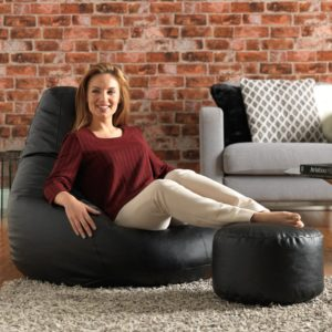 fauteuil ps4 pouf