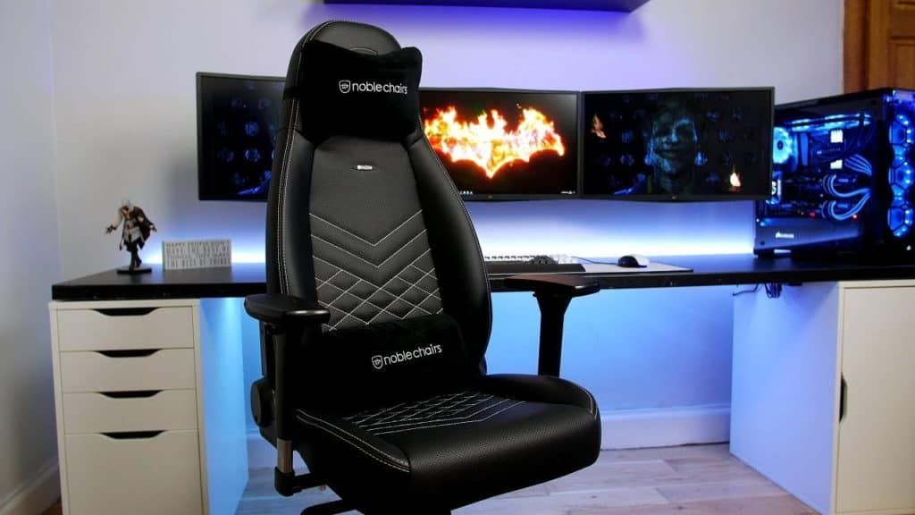 Noblechairs ICON Noir