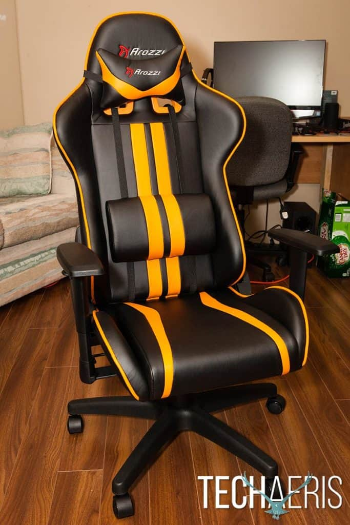 Mezzo V2 jaune