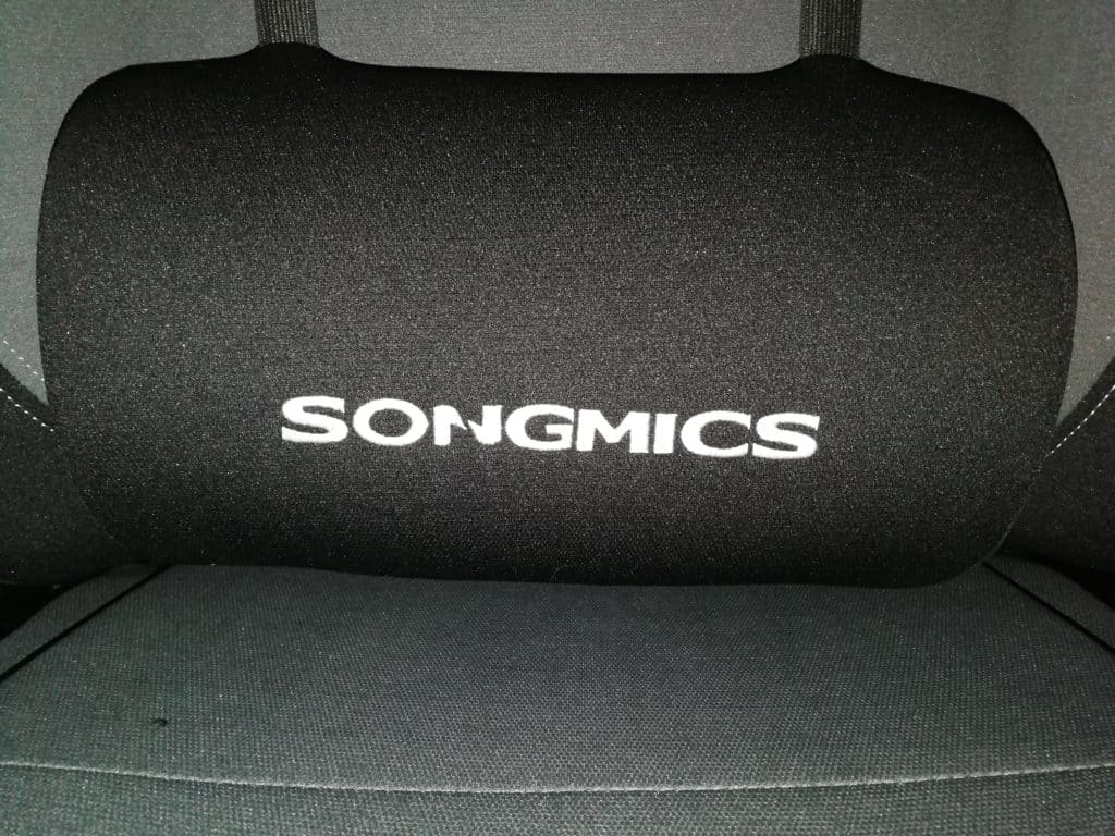 support lombaire de la Songmics.