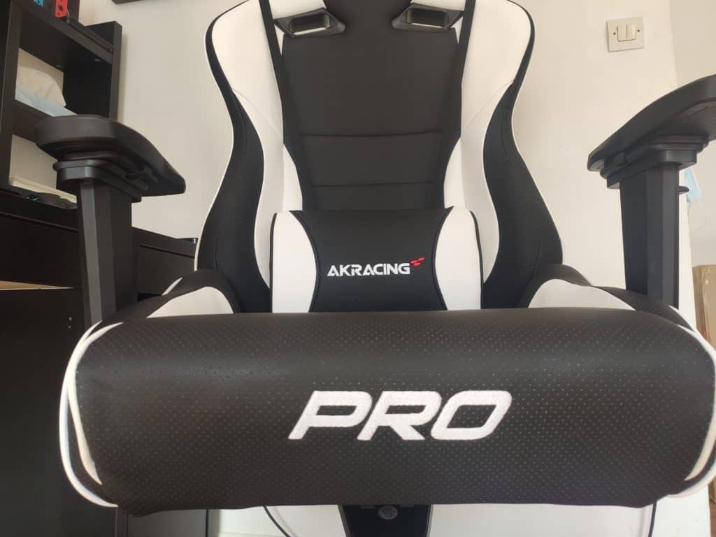 Assise de la AKRacing Pro