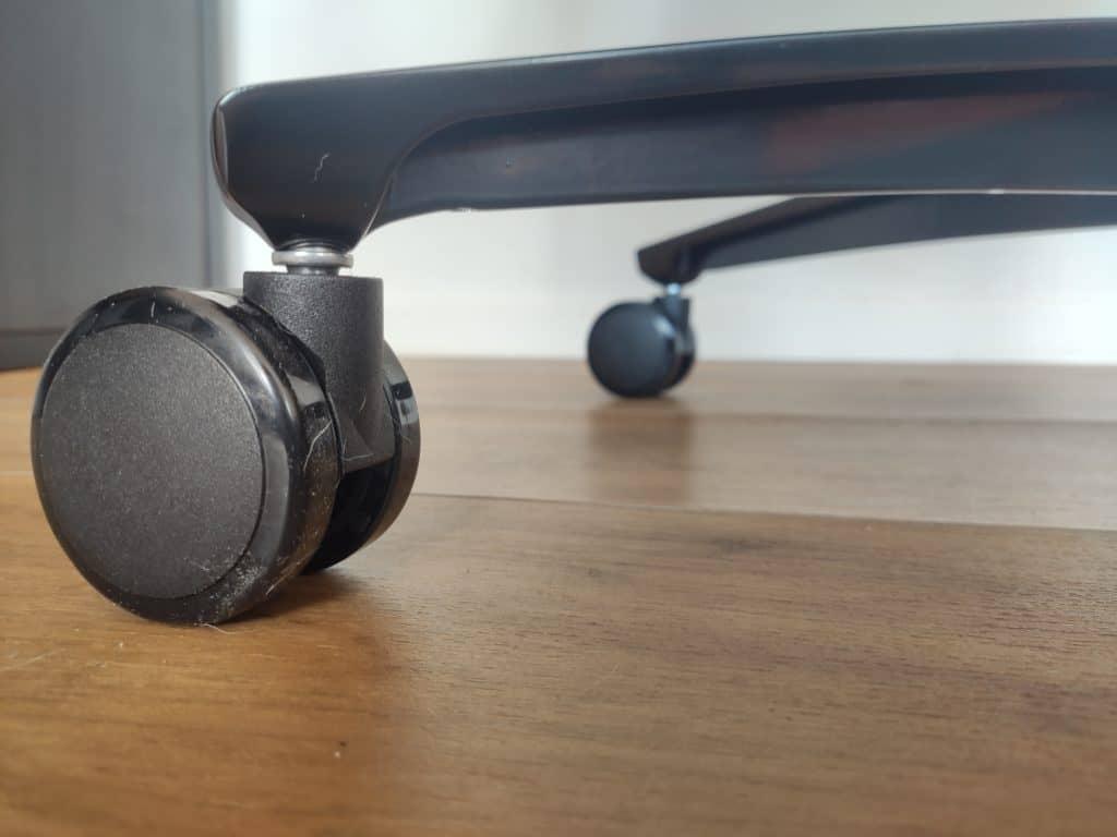 Roulette de la secretlab titan EVO 2022